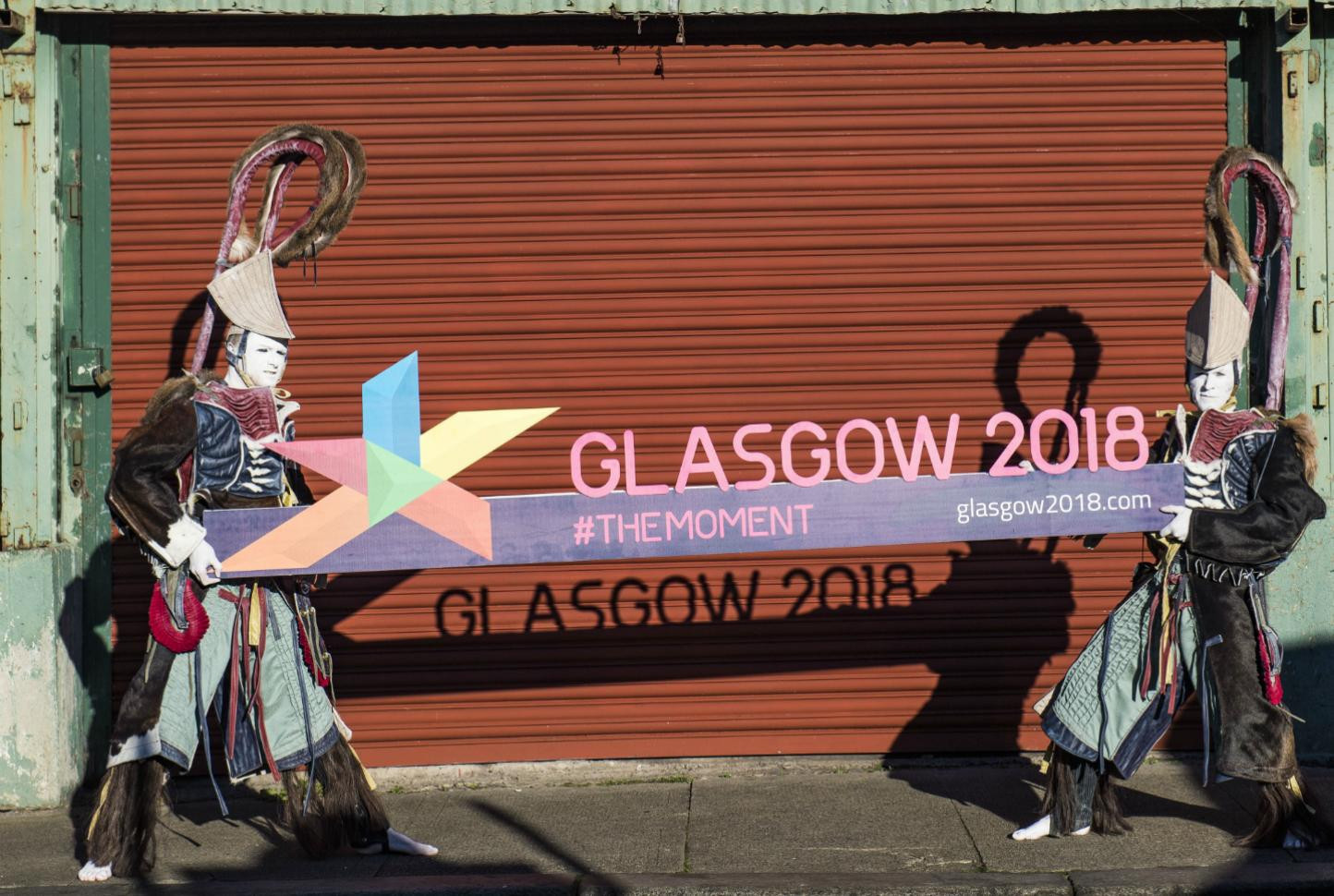 The cultural programme is aimed at showcasing music, visual art, street art, dance, theatre and digital art ©Glasgow 2018
