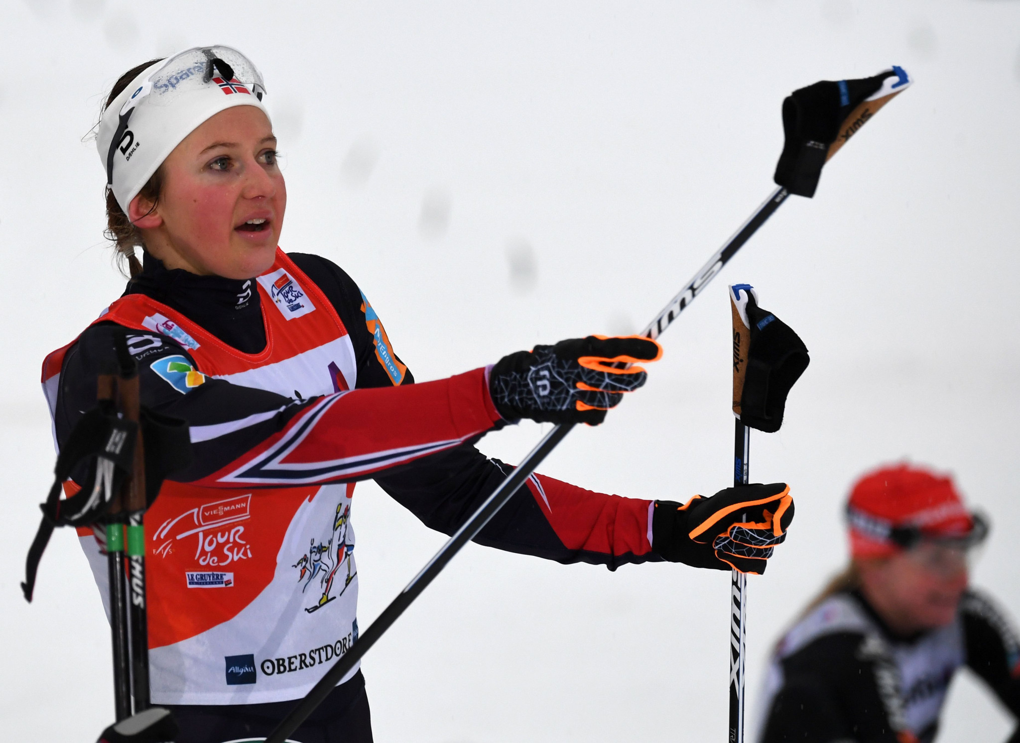 Østberg and Cologna closing in on Tour de Ski successes heading to Italian finale