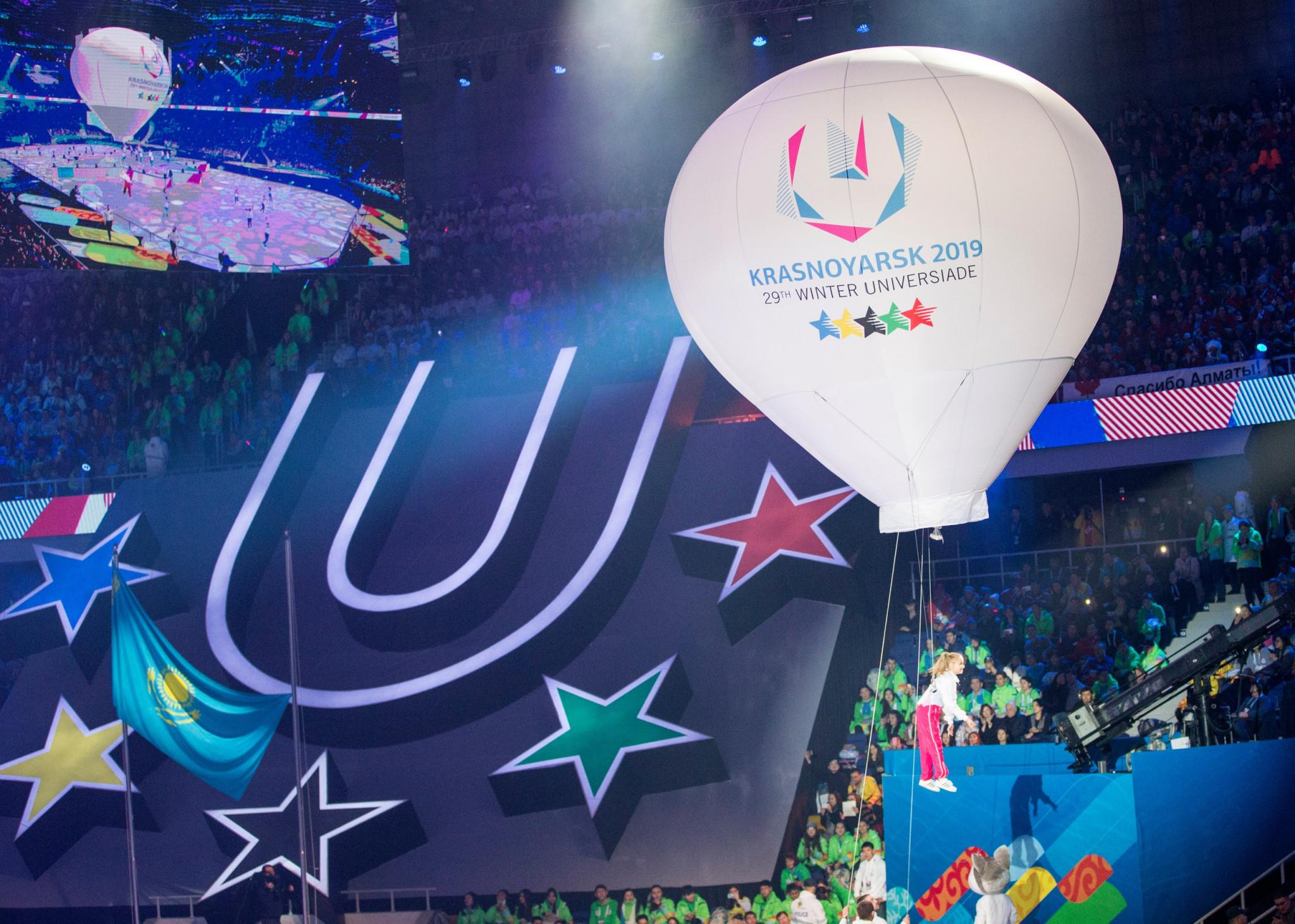 The Russian city of Krasnoyarsk was awarded the 2019 Winter Universiade in November 2013 ©Krasnoyarsk 2019