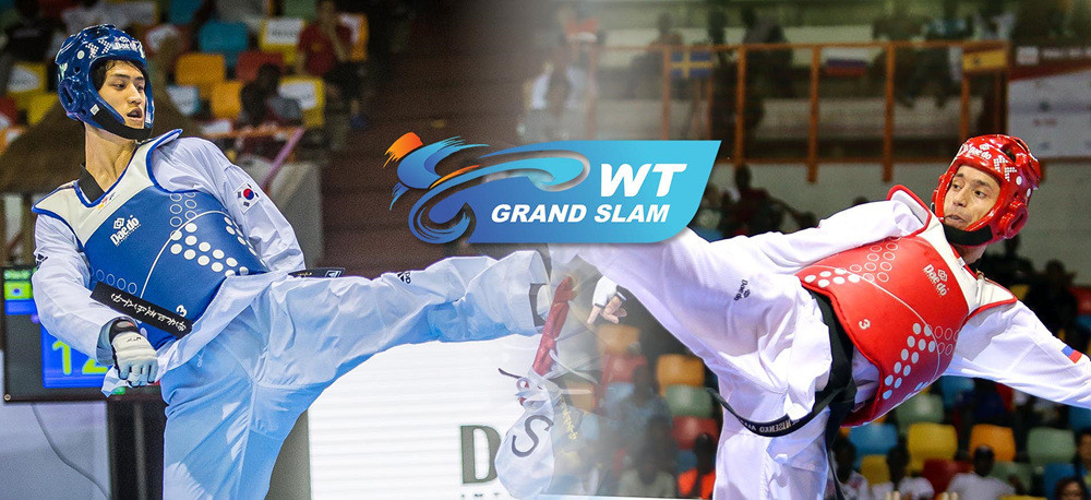 South Korea's Lee the man to beat with World Taekwondo Grand Slam Champions Series set to resume