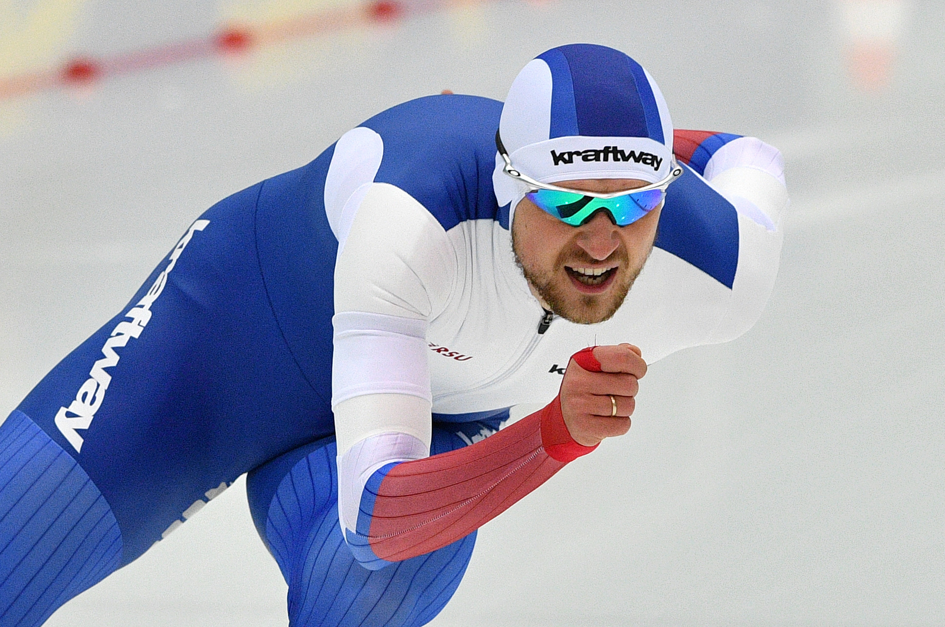 Denis Yuskov was among the gold medal winners as competition began ©Getty Images