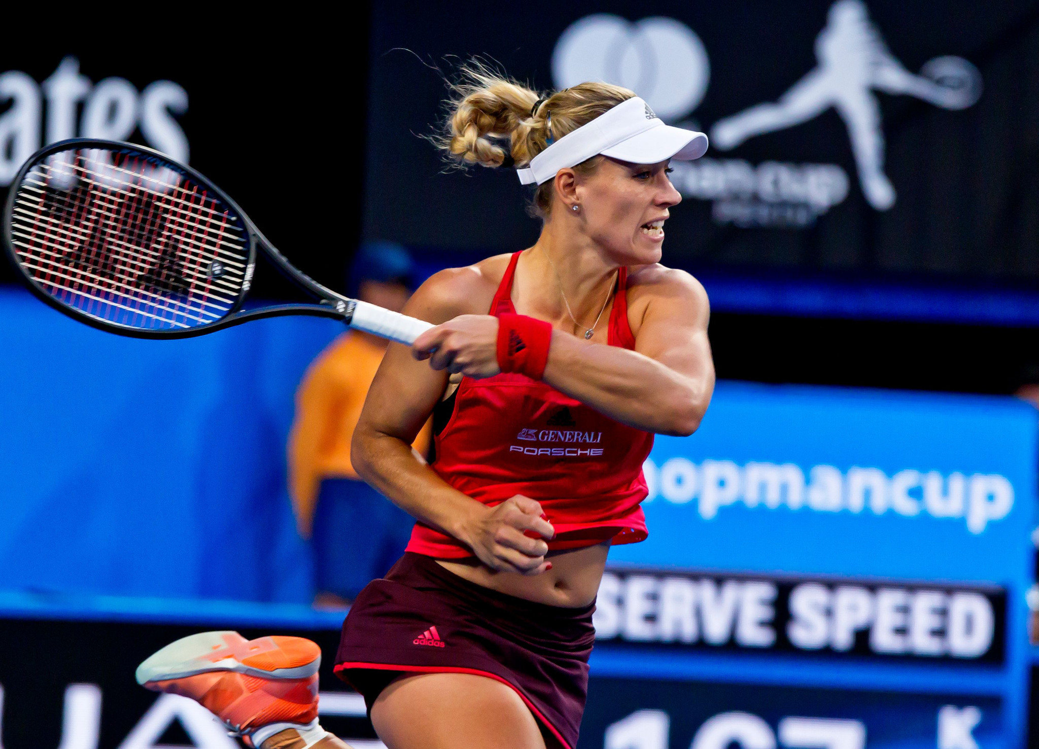 Germany one win away from Hopman Cup final vs Switzerland