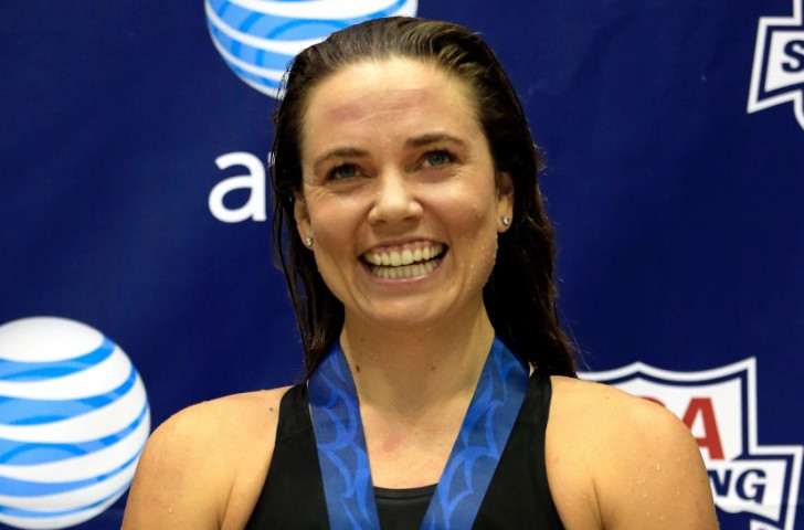 Natalie Coughlin said the support of fans can help athletes to achieve their Olympic and Paralympic dreams