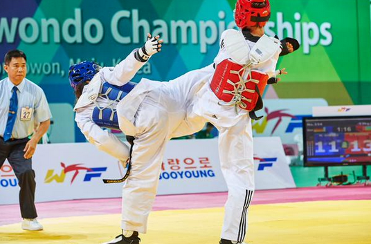 The World Cadet Taekwondo Championships are scheduled to conclude tomorrow