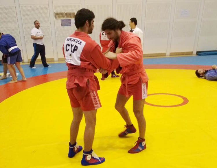 Cyprus has hosted several sambo competitions in recent times ©FIAS