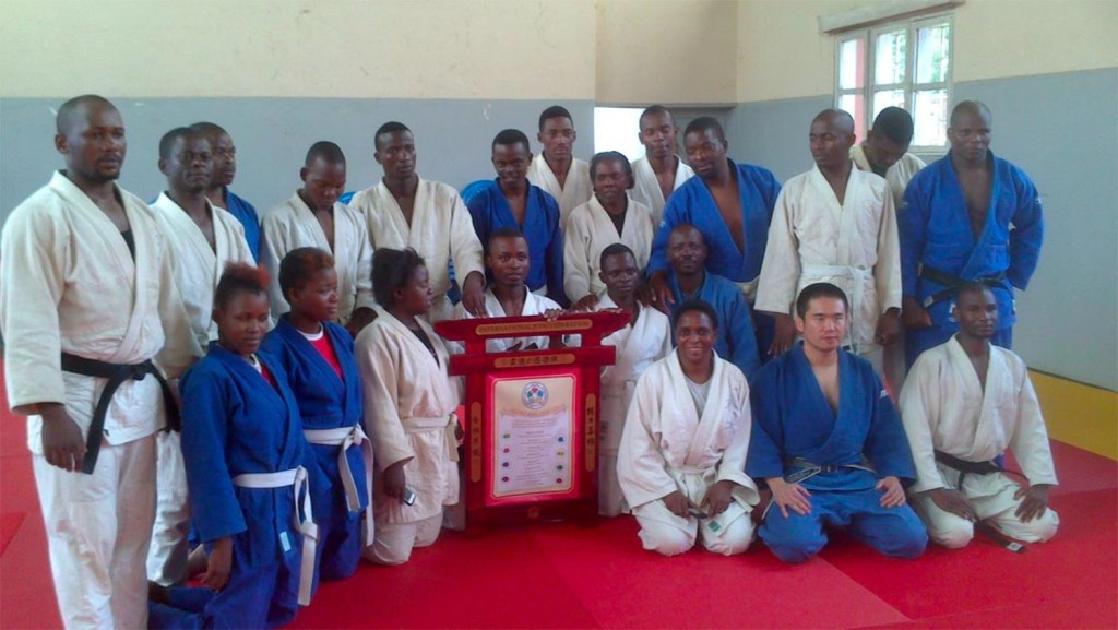 IJF to oversee judo and peace project in Malawi