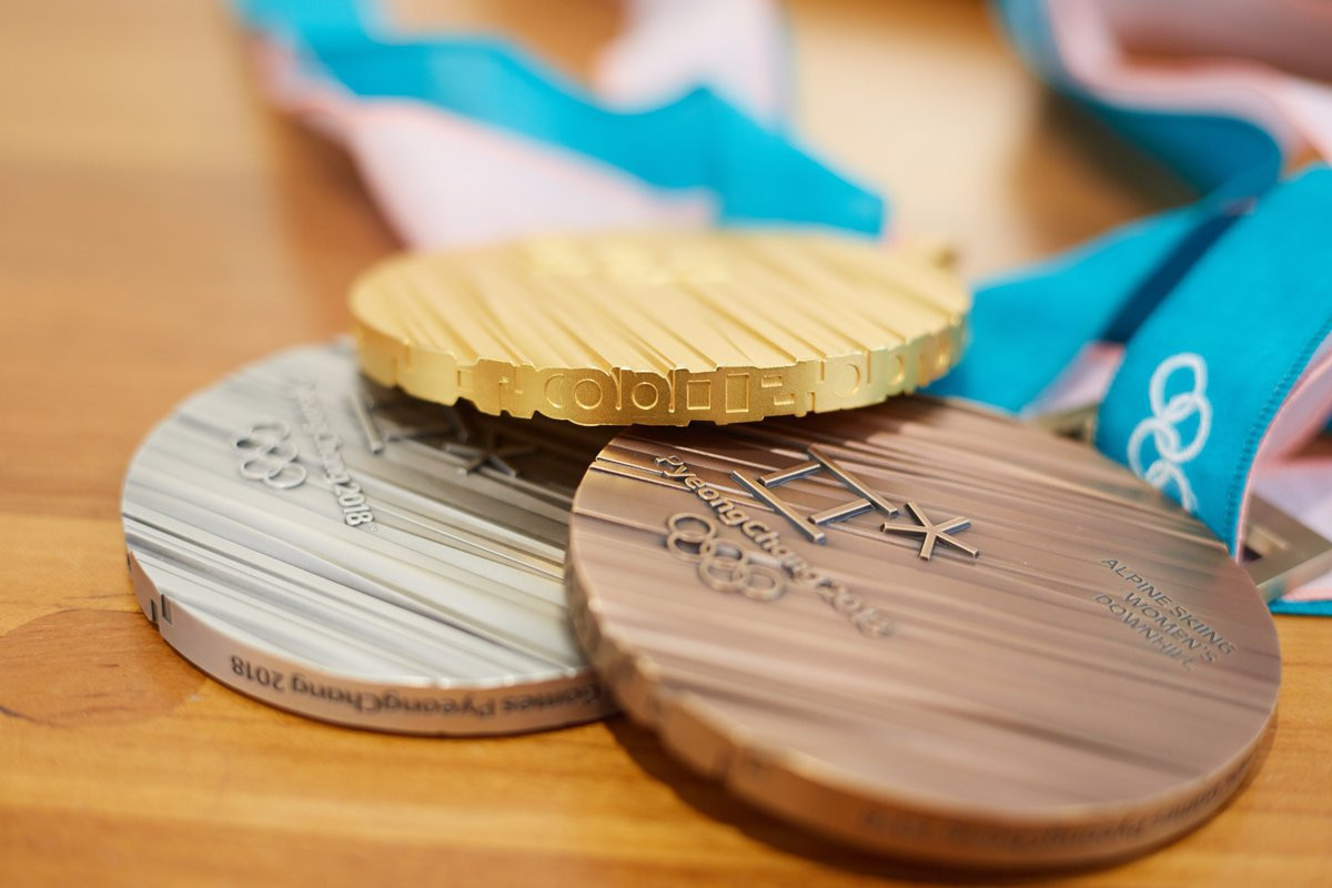 Ukraine have won a total of 128 Winter and Summer Olympic medals as an independent country ©Pyeongchang 2018