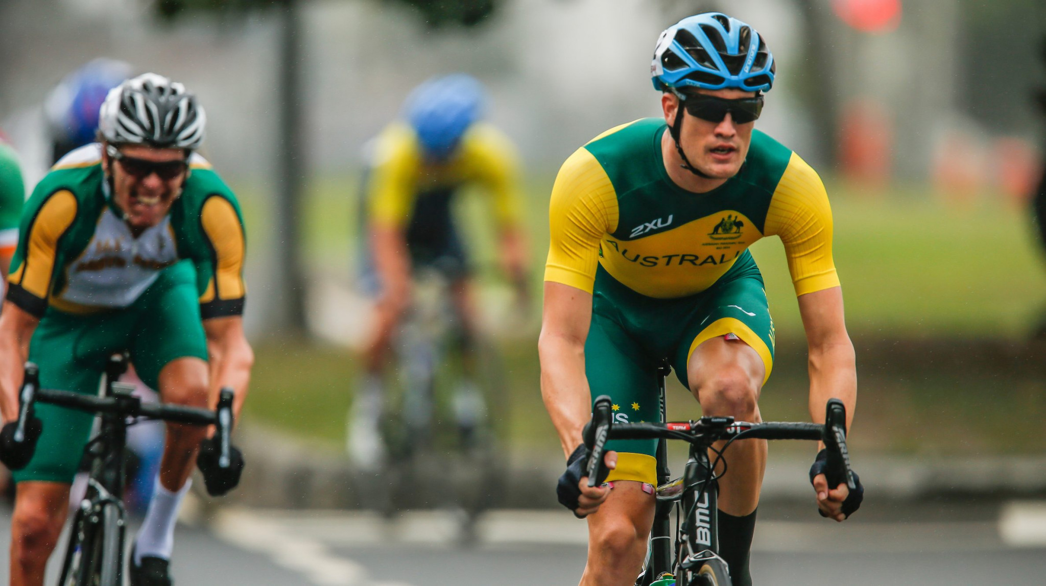 Australia's world-class Para-cyclists crowned national champions in Ballarat