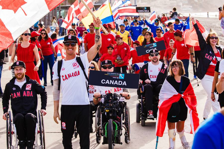 Canadian adaptive surfer Tait happy to bide time as sport waits for Paralympic inclusion