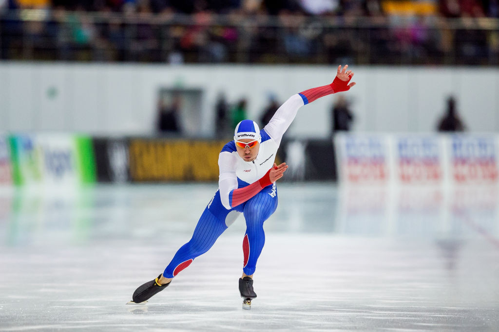 Russians dominate day two of European Speed Skating Championships