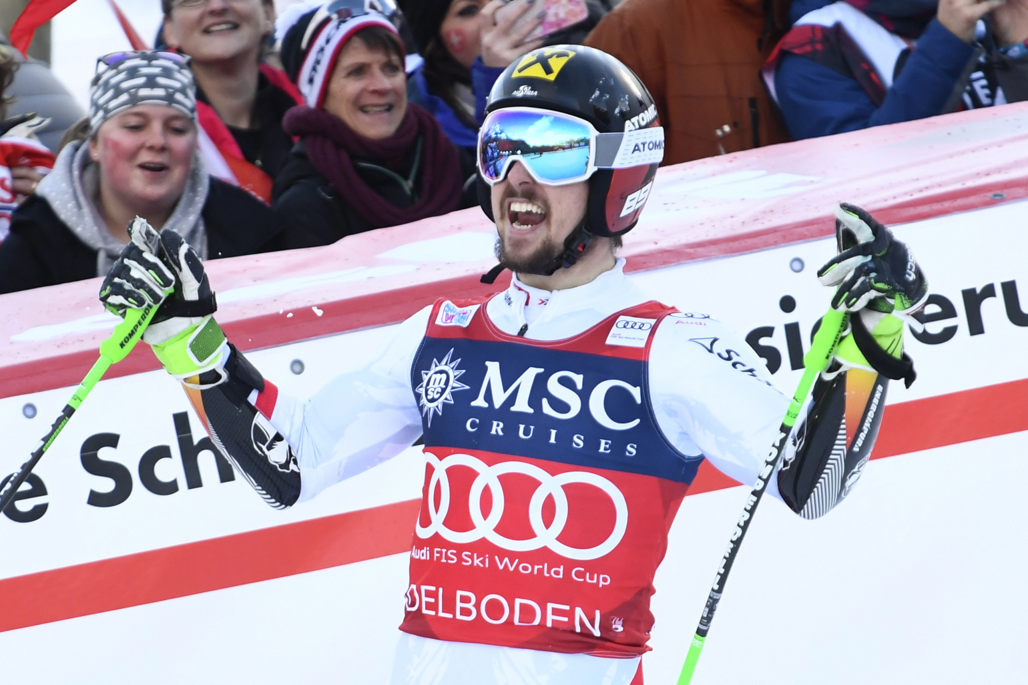 Shiffrin and Hirscher continue World Cup dominance