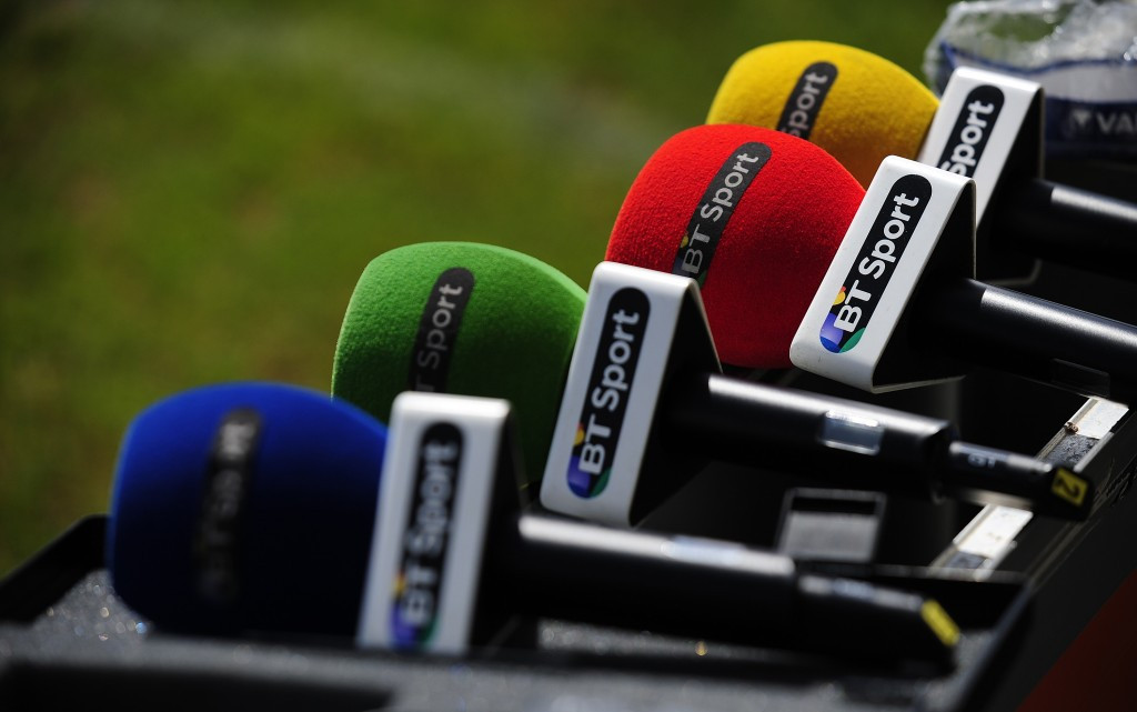 Baku 2015 signs broadcast agreement with BT Sport for European Games coverage in Britain