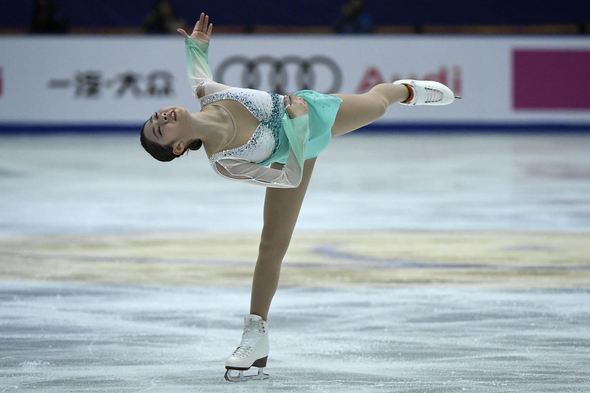 Teenagers Choi and Kim secure South Korean figure skating spots at Pyeongchang 2018