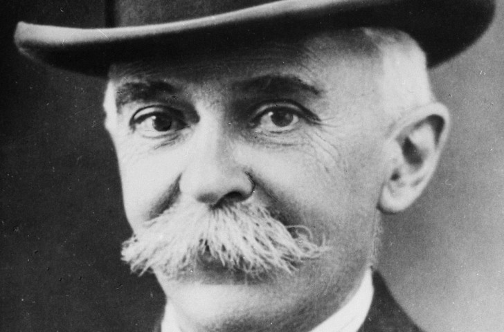 Baron Pierre de Coubertin, credited with introducing the modern Olympics, apparently loved the phrase he adopted as the Olympic motto - Citius, Altius, Fortius - for its succinctness...©Getty Images