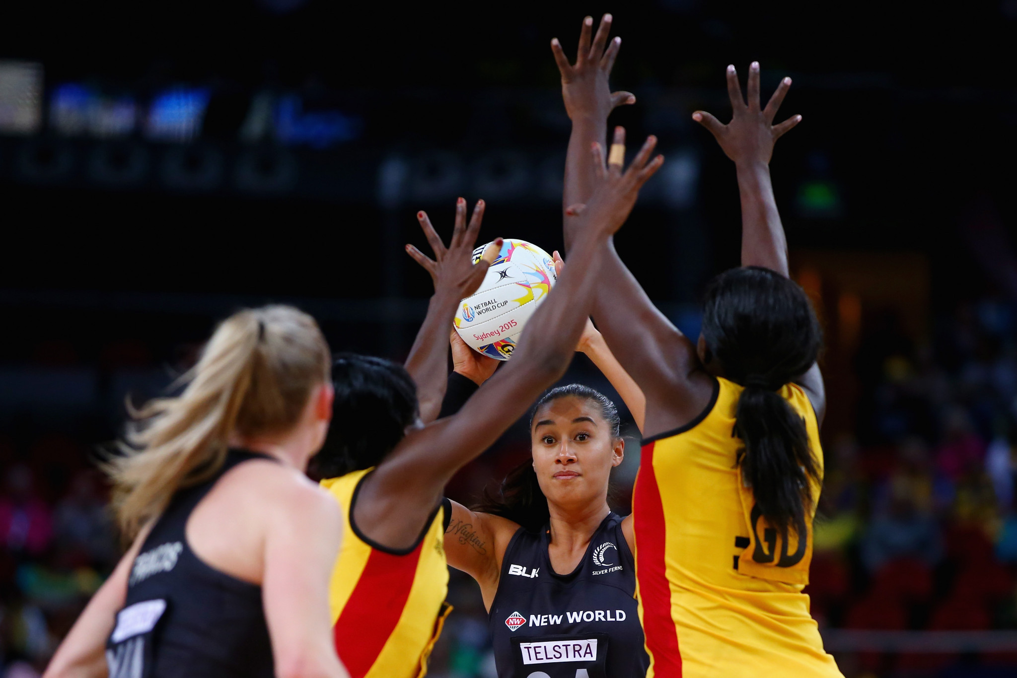 Netball is among sports where Uganda have qualified a team for Gold Coast 2018 ©Getty Images
