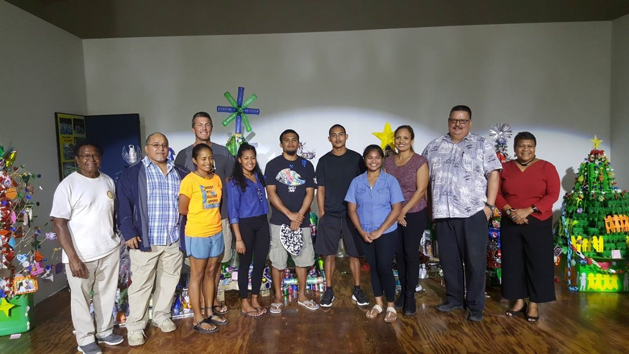 Palau National Olympic Committee announce recipients of Tokyo 2020 scholarships