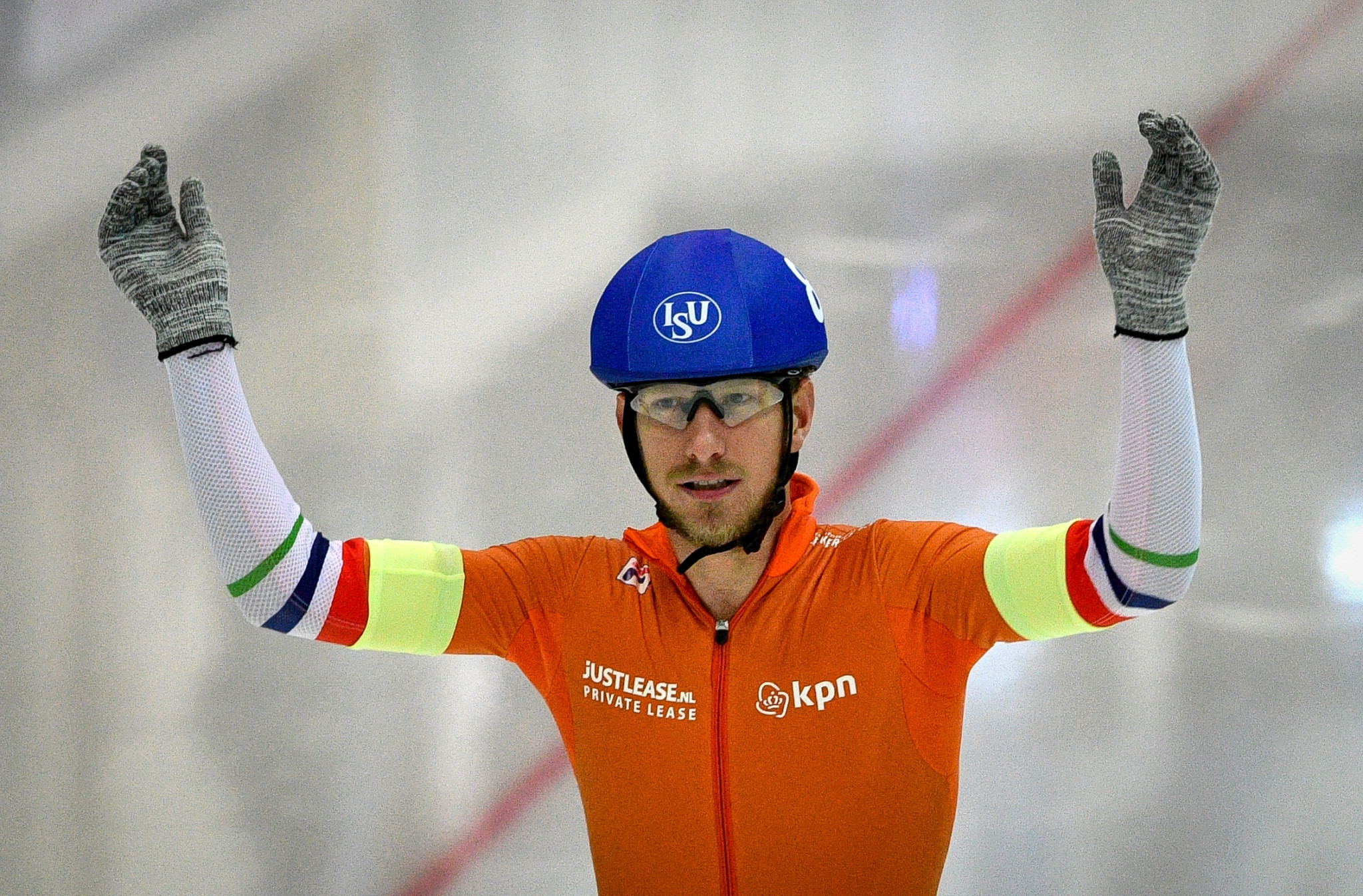 Blokhuijsen and Lollobrigida win mass start titles at European Speed Skating Championships