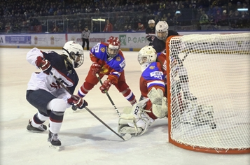 United States overcome hosts at IIHF Women's Under-18 World Championships