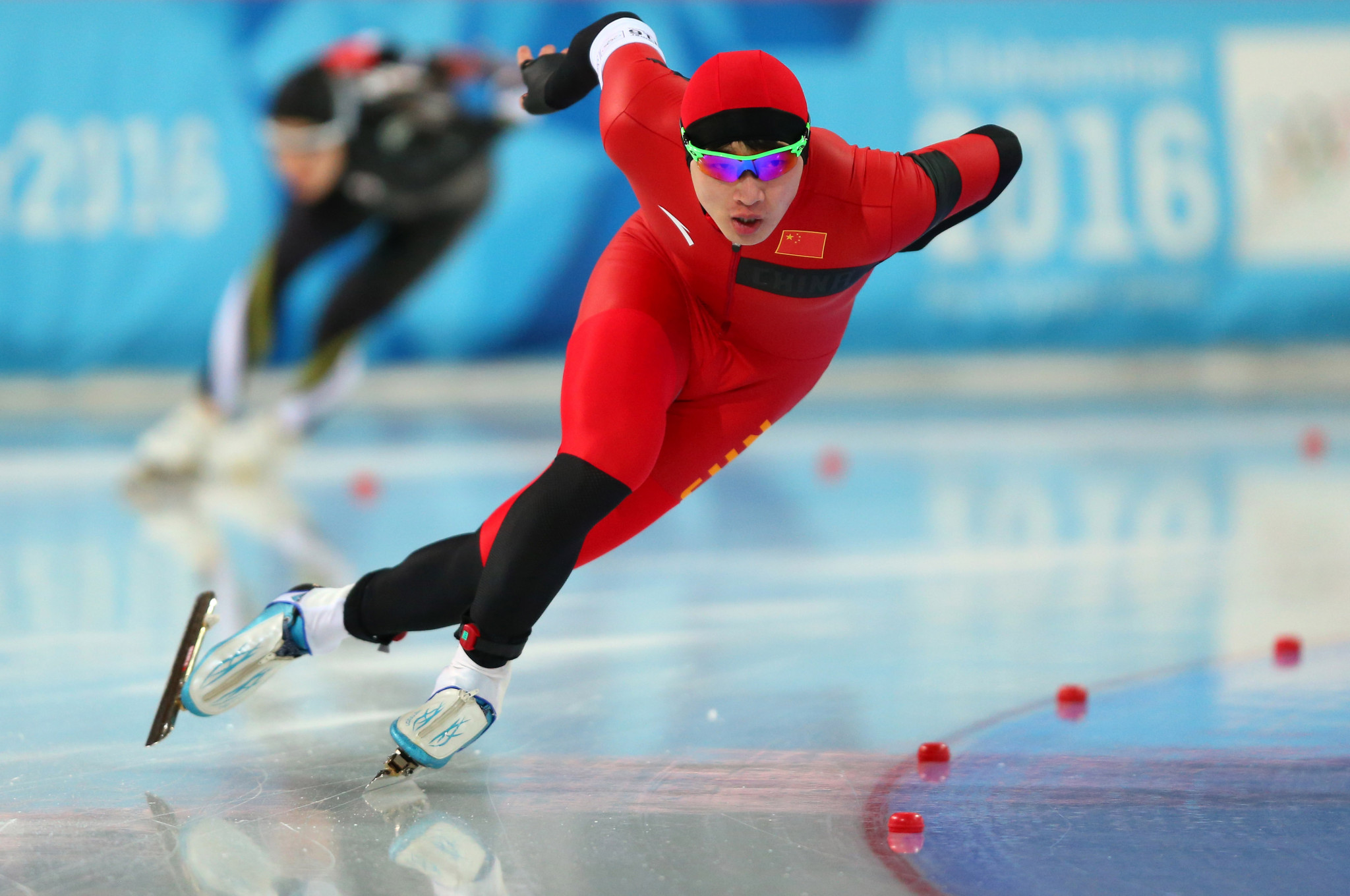 Reigning Winter Youth Olympic Games champion Li Yanzhe has also been suspended for doping ©Getty Images