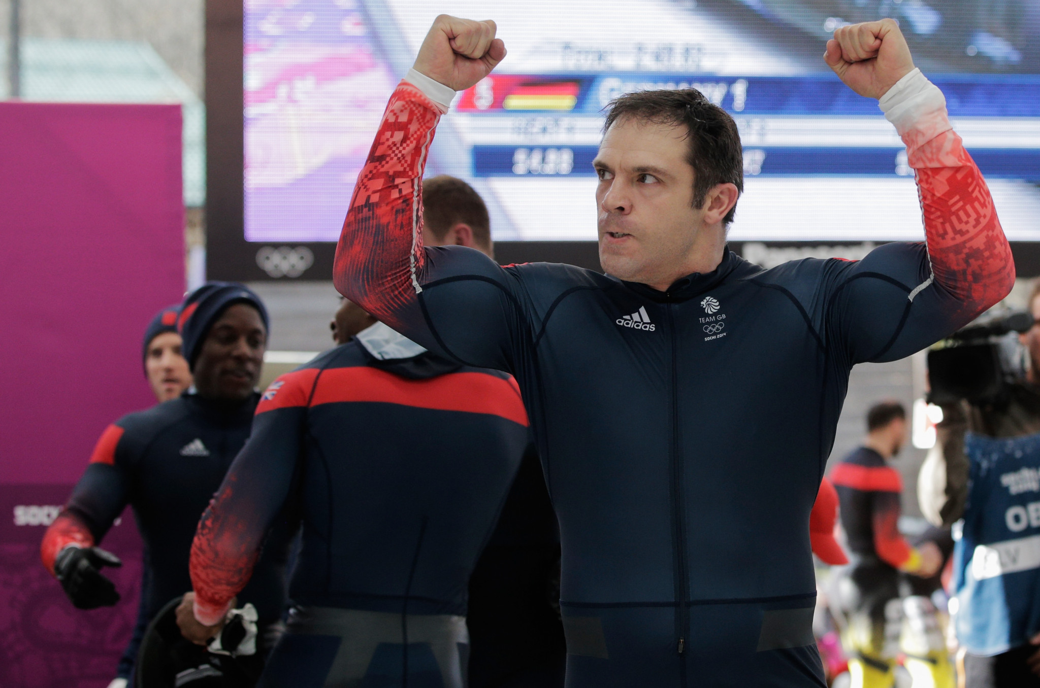 John Jackson has described the Russia situation in bobsleigh and skeleton as an