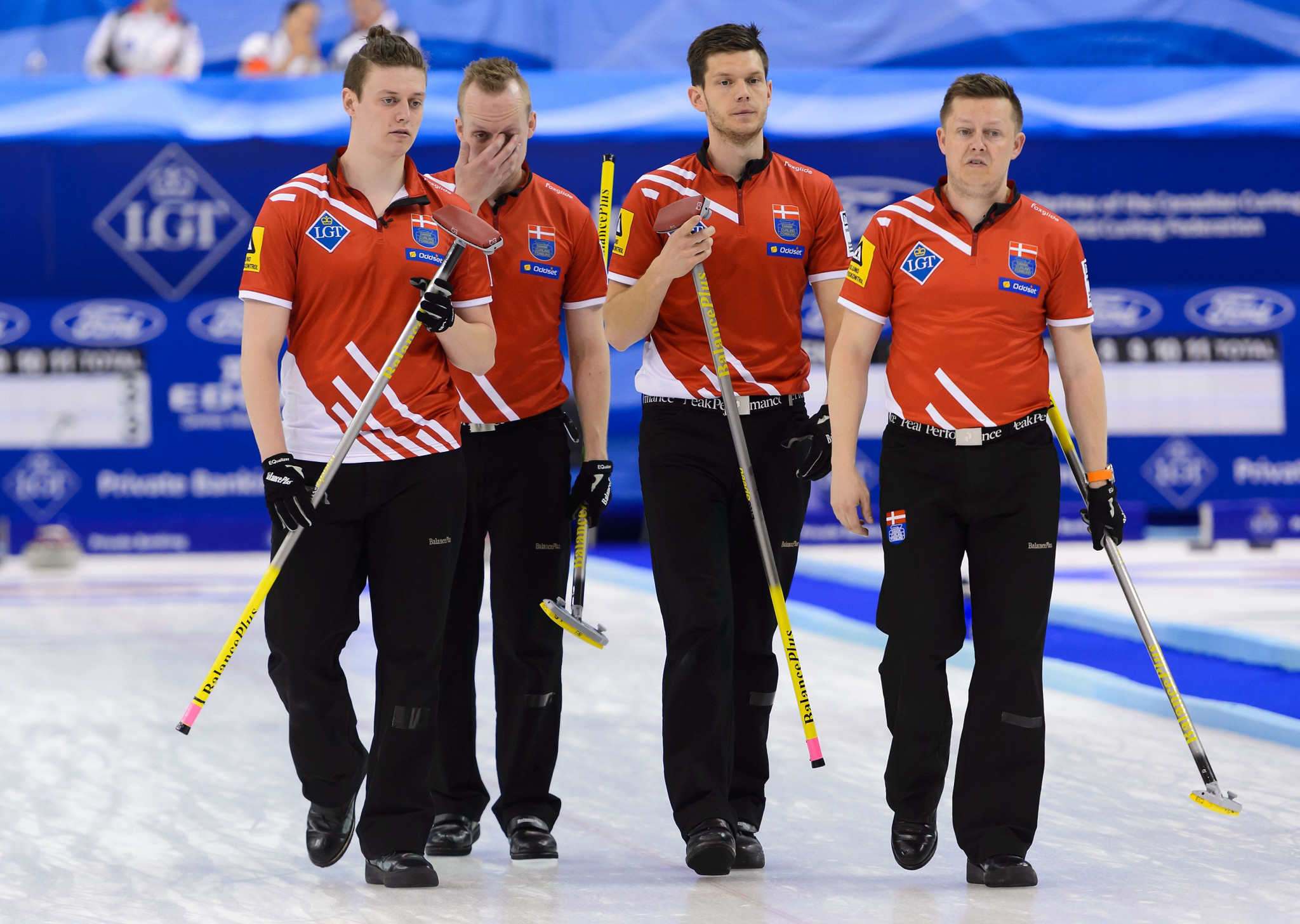 Danish curling is enjoying a fruitful period ©Getty Images