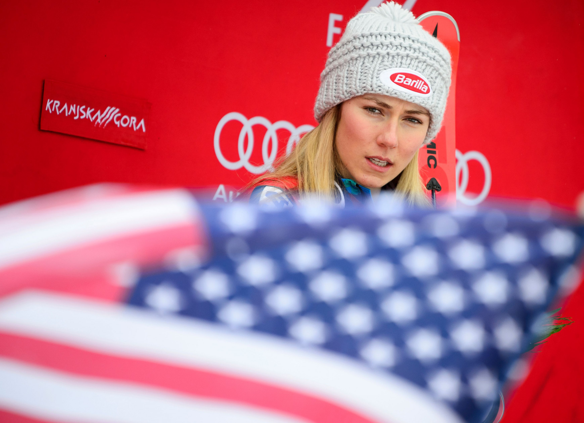Hansdotter hoping to hold off Shiffrin and successfully defend Flachau slalom crown