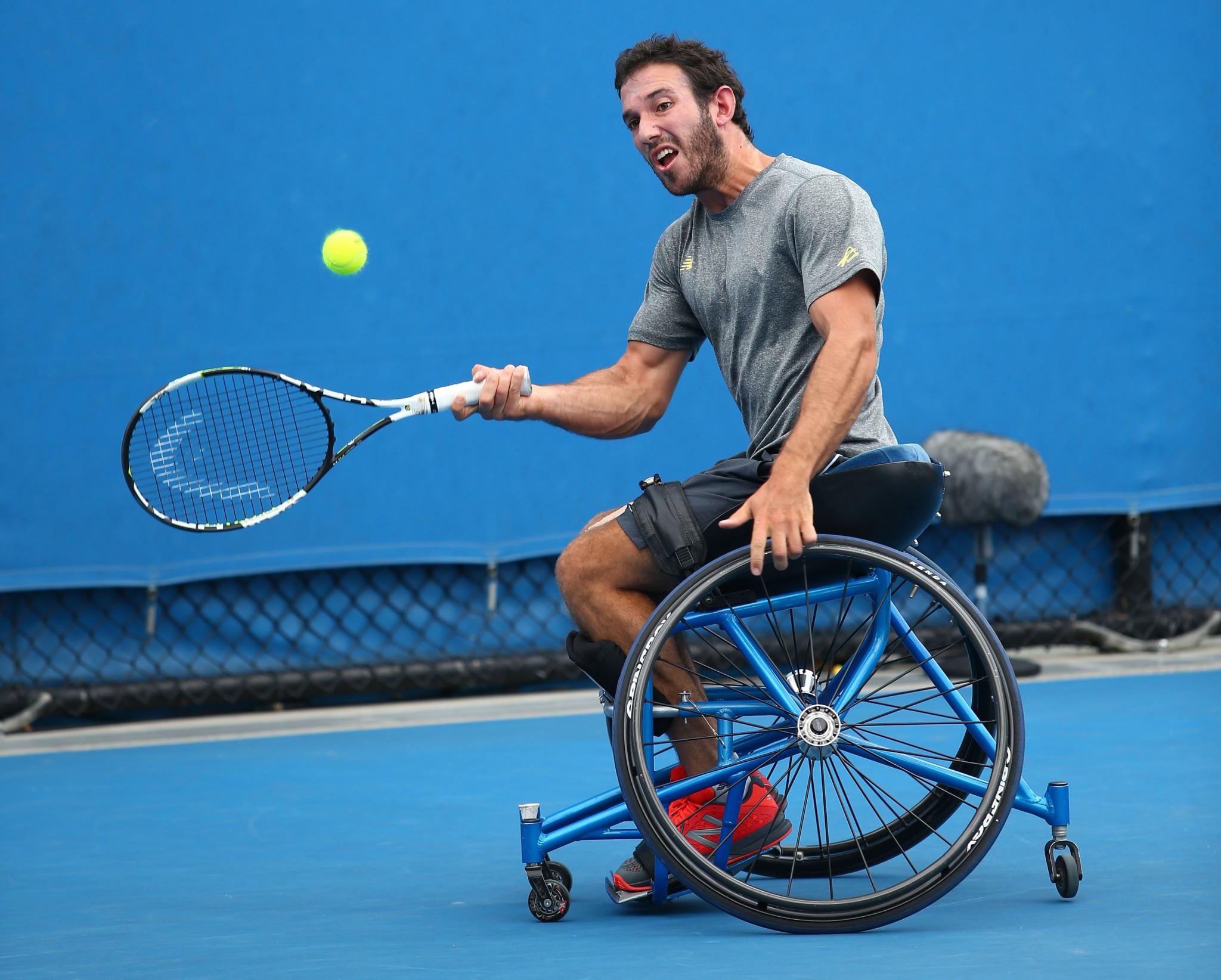 Home favourite Kellerman awarded wildcard as wheelchair entries announced for 2018 Australian Open