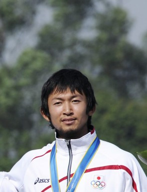 Japanese kayaker Yasuhiro Suzuki has been banned for eight years after he admitted spiking a rival's drink with a banned substance ©Getty Images