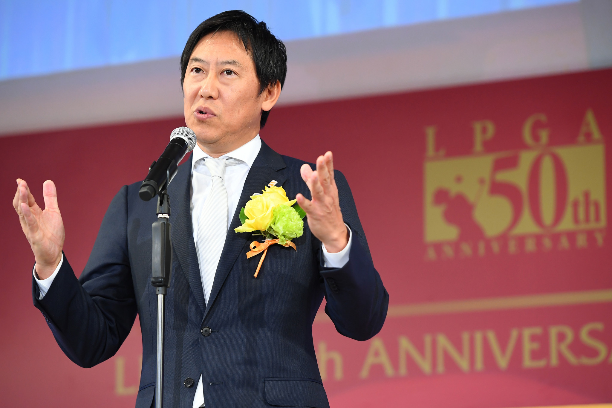 Japan Sports Agency commissioner Daichi Suzuki said he had never seen such a