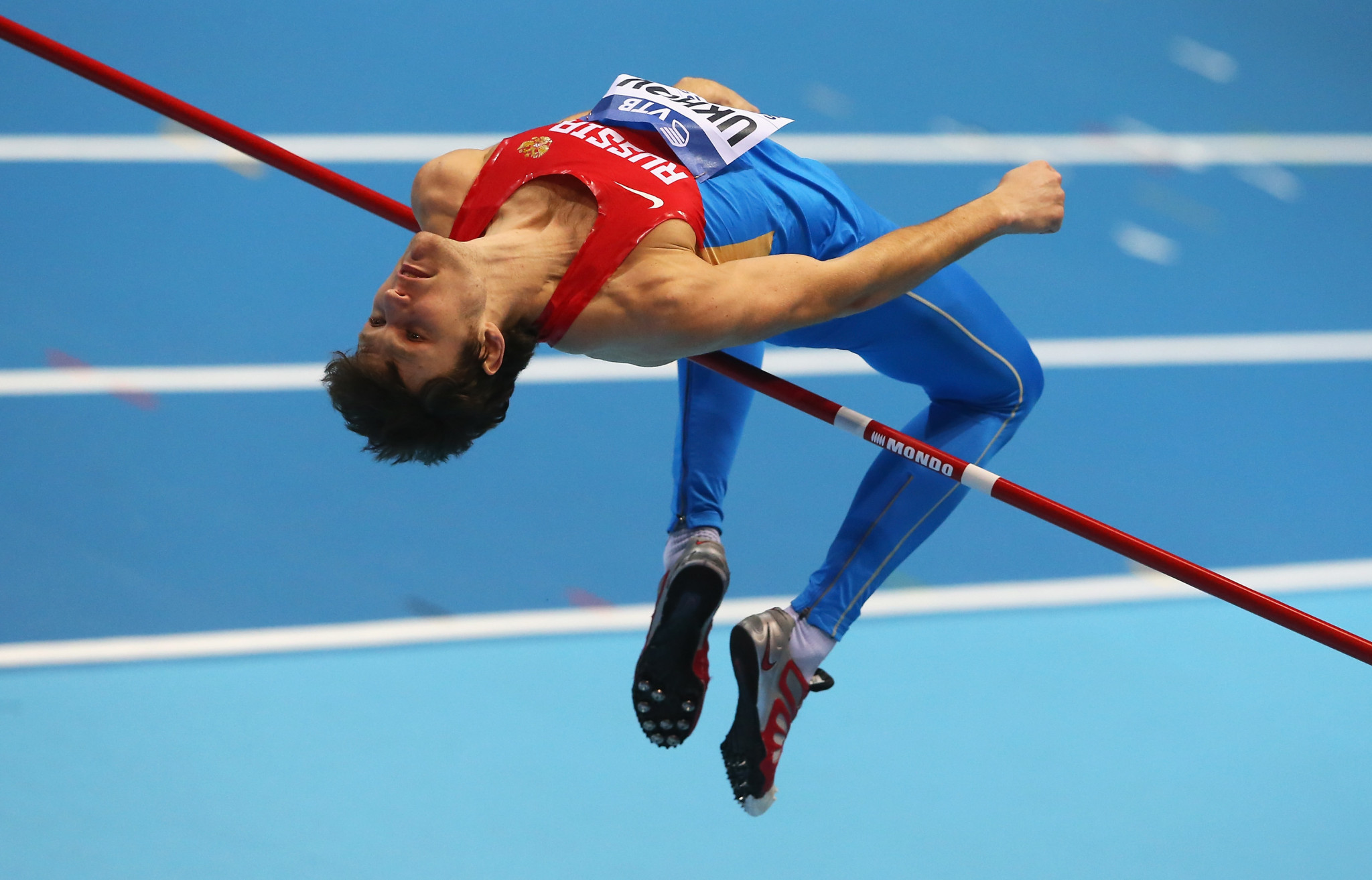 Ivan Ukhov is one of 50 Russian athletes to submit an application to the IAAF ©Getty Images