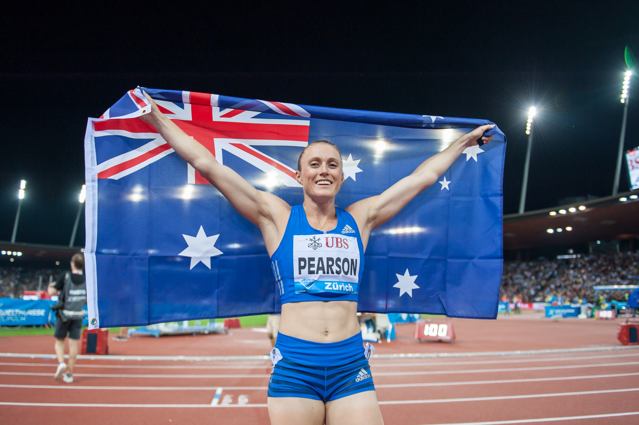 Sally Pearson is likely to lead the Australian charge for athletics medals at Gold Coast 2018 ©Getty Images