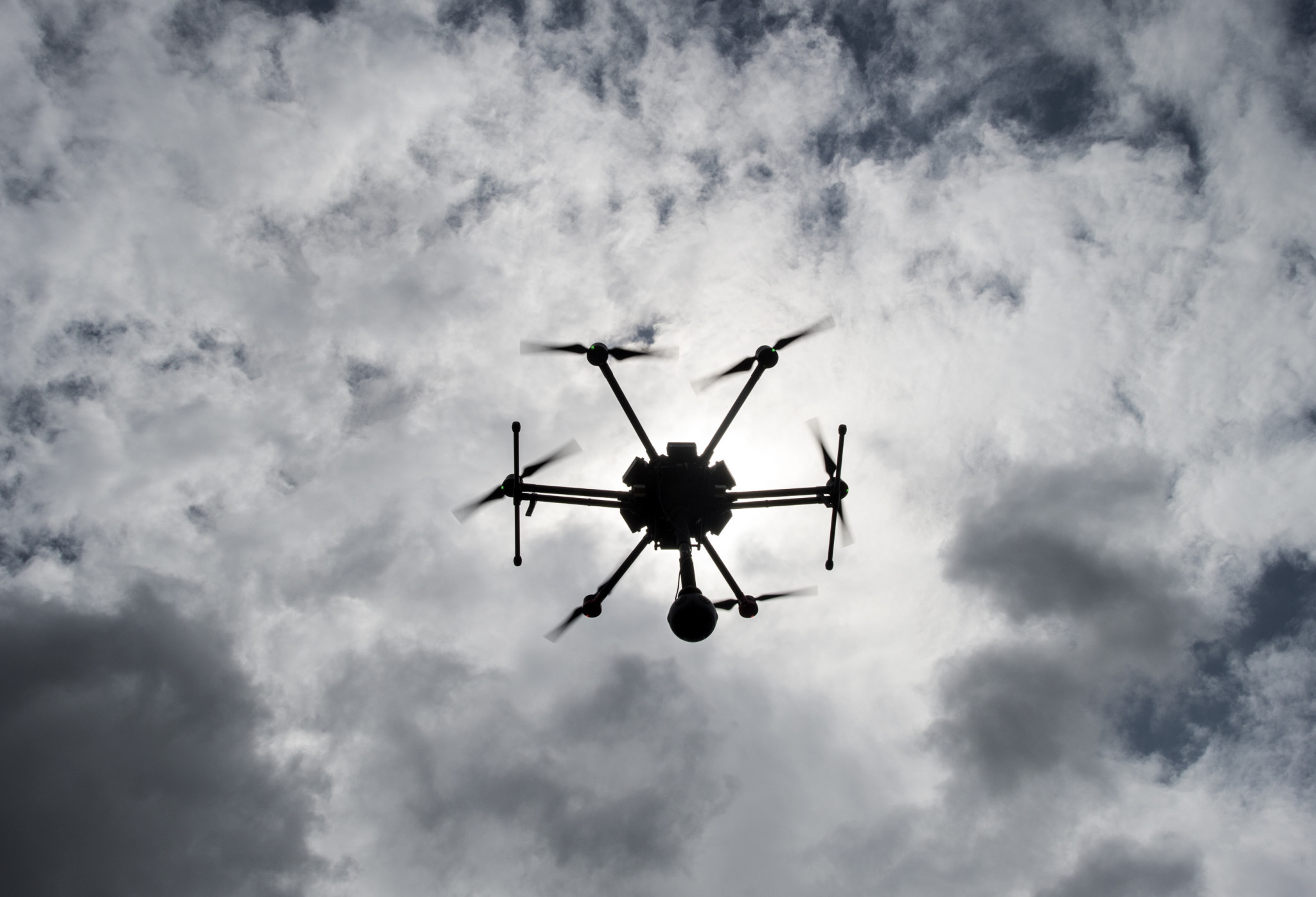 Video drones to feature among security measures at 2018 World Cup in Russia
