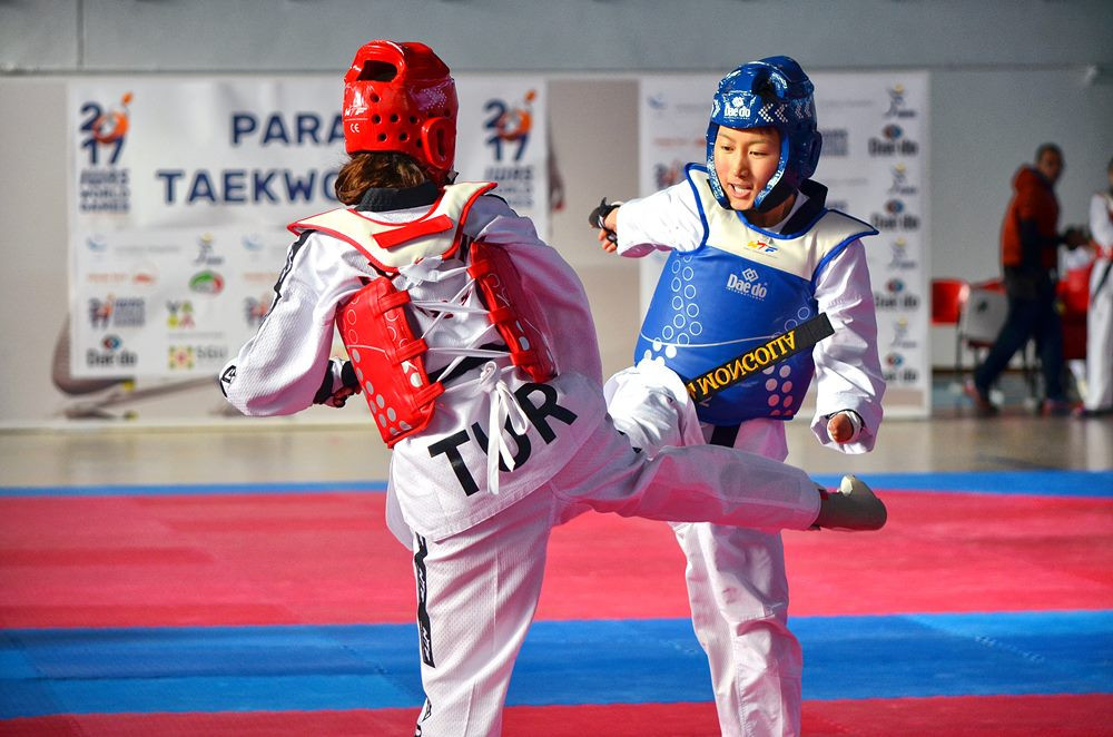 A one five-minute round fight system was used for the first time at the event in Vila Real de Santo Antonio ©World Taekwondo
