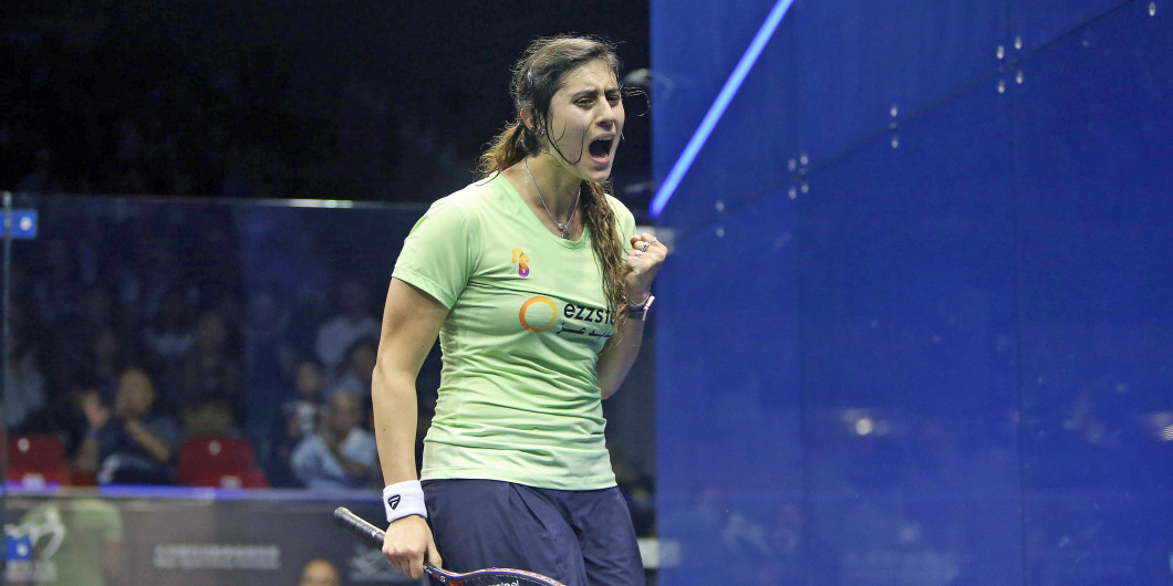 Squash: Kiwi wins first round in Saudi Arabia