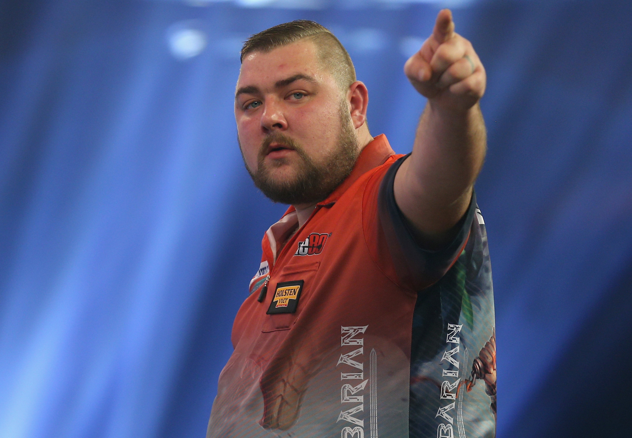 Whitehead stuns eighth seed Menzies to reach second round at BDO World Championship