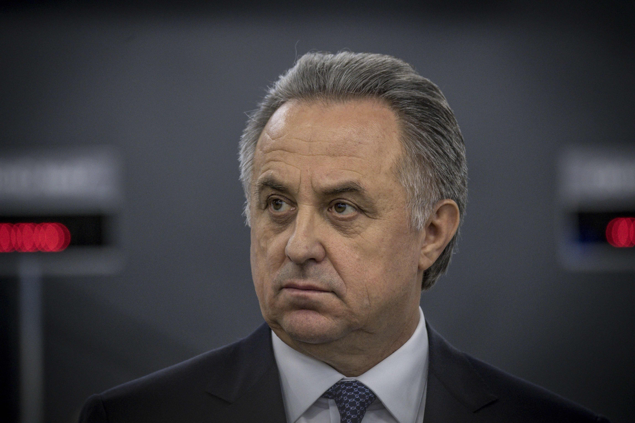 Vitaly Mutko has stepped down from his Presidential roles on the 2018 World Cup Organising Committee and the Russian Football Union ©Getty Images