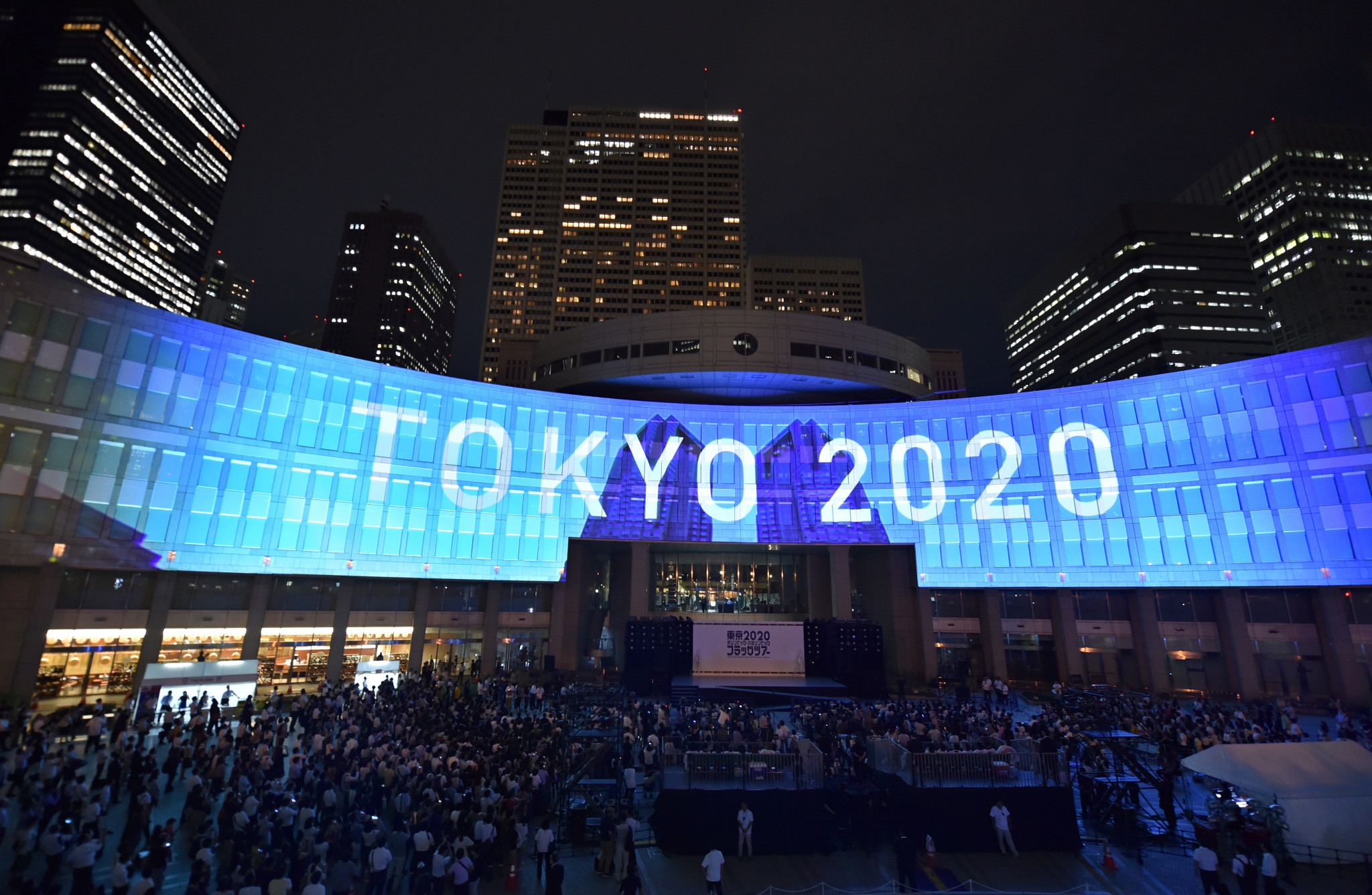 I remain as confident as ever that the 2018 Pyeongchang Games and 2020 Tokyo Games can raise in excess of $10 billion ©Getty Images
