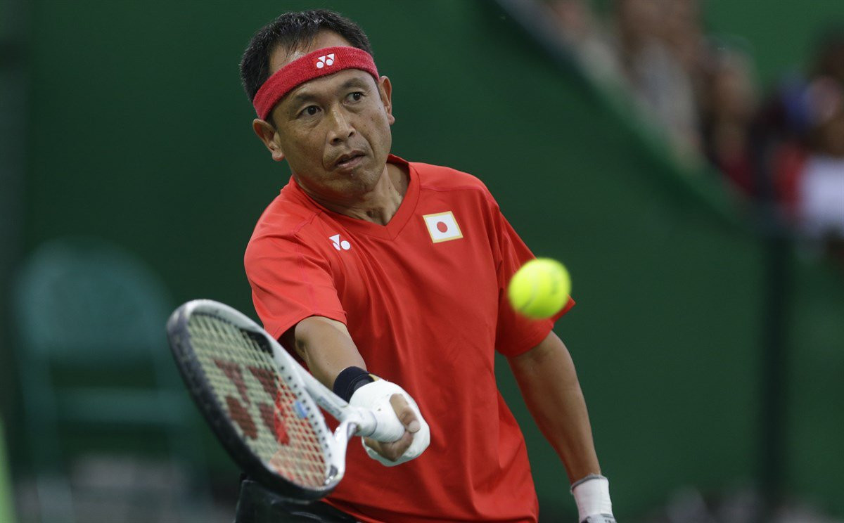 Japan enjoy successful opening day in quad singles at Sydney International Wheelchair Tennis Open