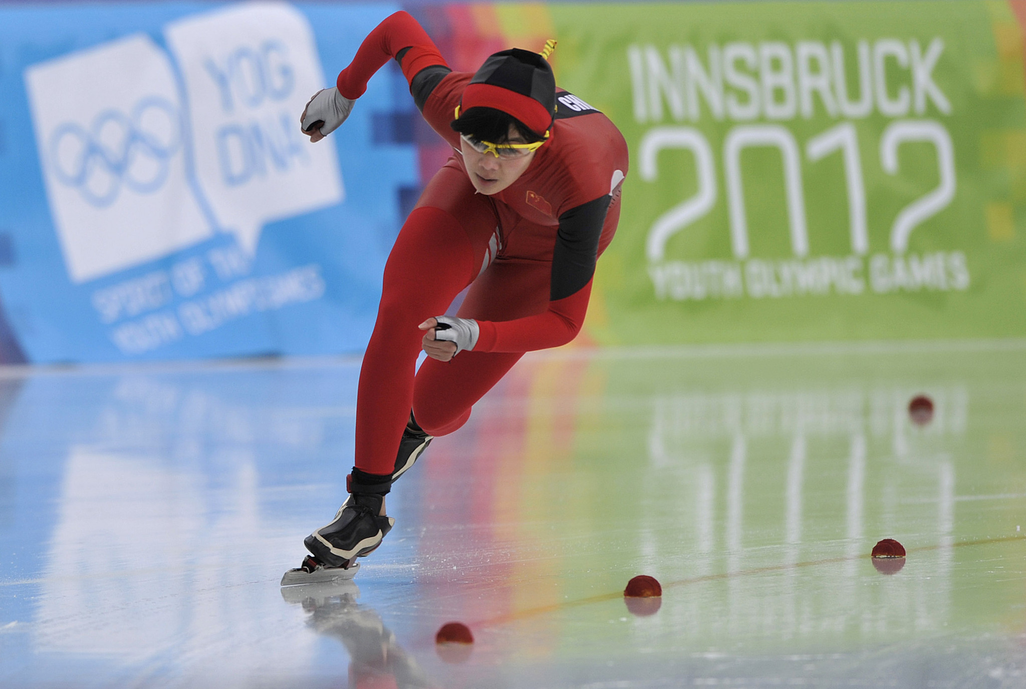 Shi Xiaoxuan has also been disqualified this year for doping ©Getty Images