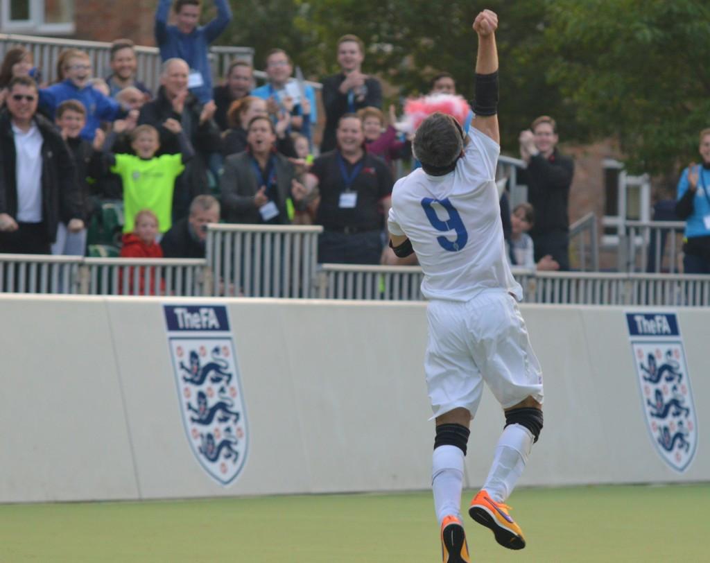 England beat Germany to progress at IBSA Football European Championships