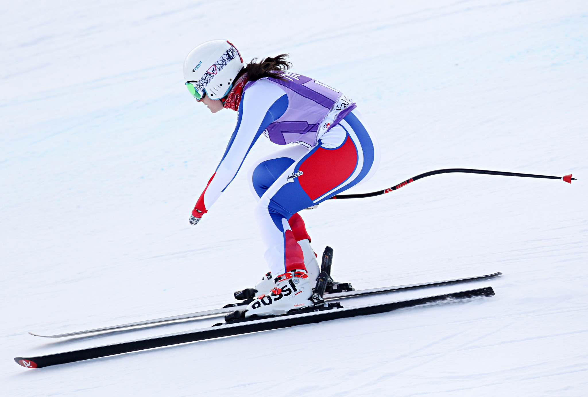 Bochet hoping to continue winning streak at World Para Alpine Skiing World Cup in Kranjska Gora