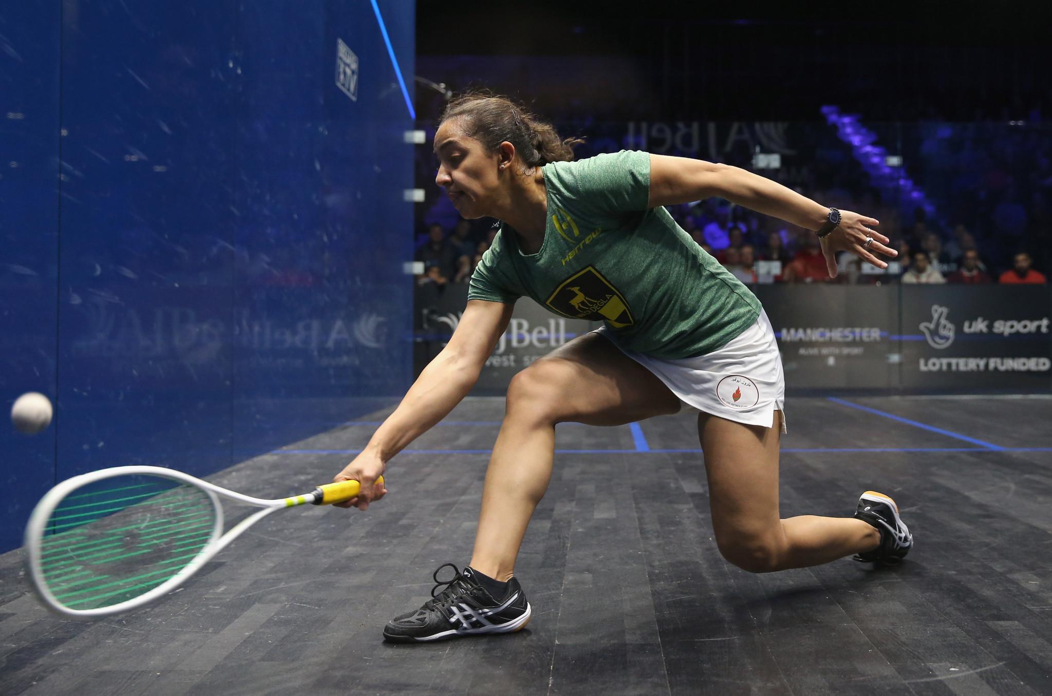 El Welily battles into PSA Saudi Women's Masters semi-finals