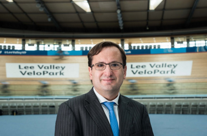 Paul Osborn has been appointed as chairman of the Lee Valley Regional Park Authority ©Lee Valley