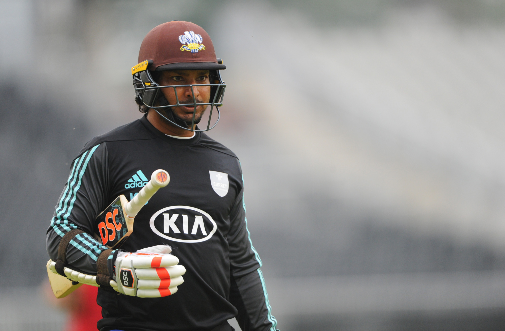 Former Sri Lankan cricketer Kumar Sangakkara has admitted it is doubtful the sport will feature at the 2024 Olympic Games in Paris but claimed Los Angeles 2028 was a very likely target ©Getty Images