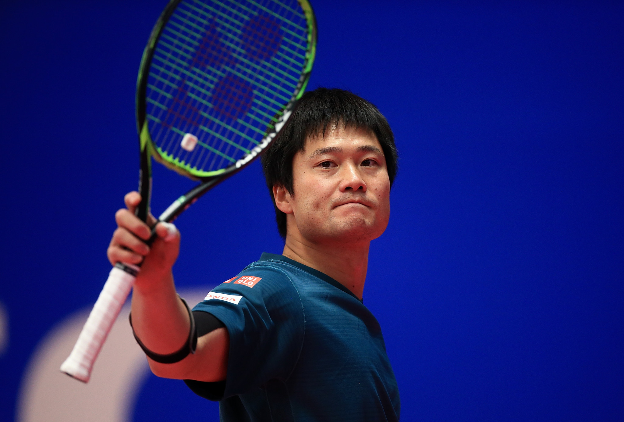 Kunieda beats top seed to reach semi-finals at Sydney International Wheelchair Tennis Open