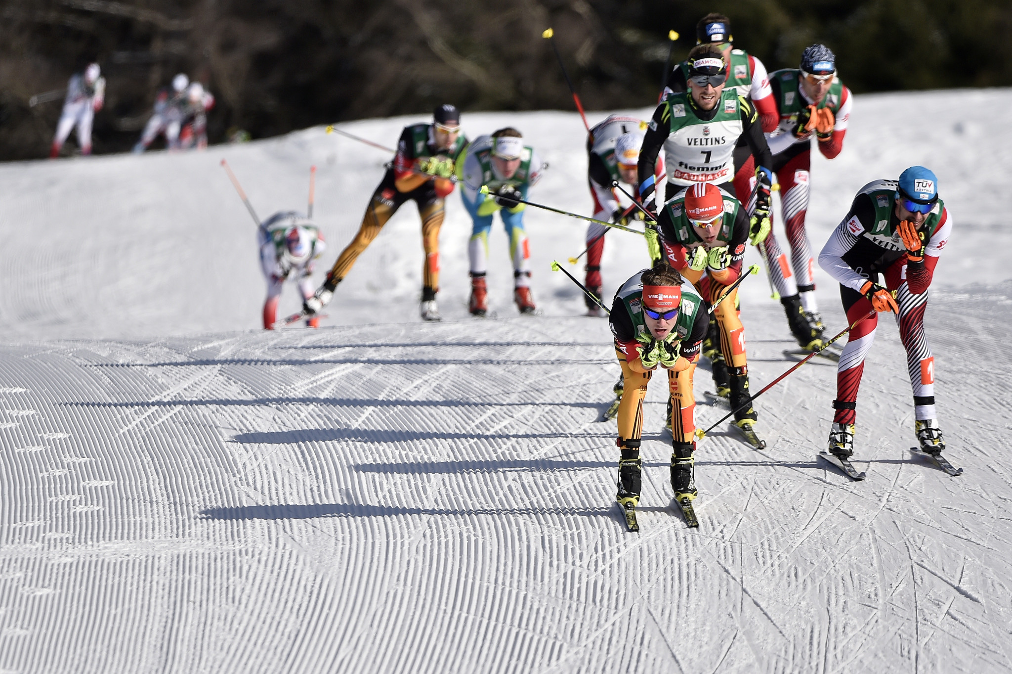 Gruber to make return as Nordic Combined World Cup resumes in Val di Fiemme