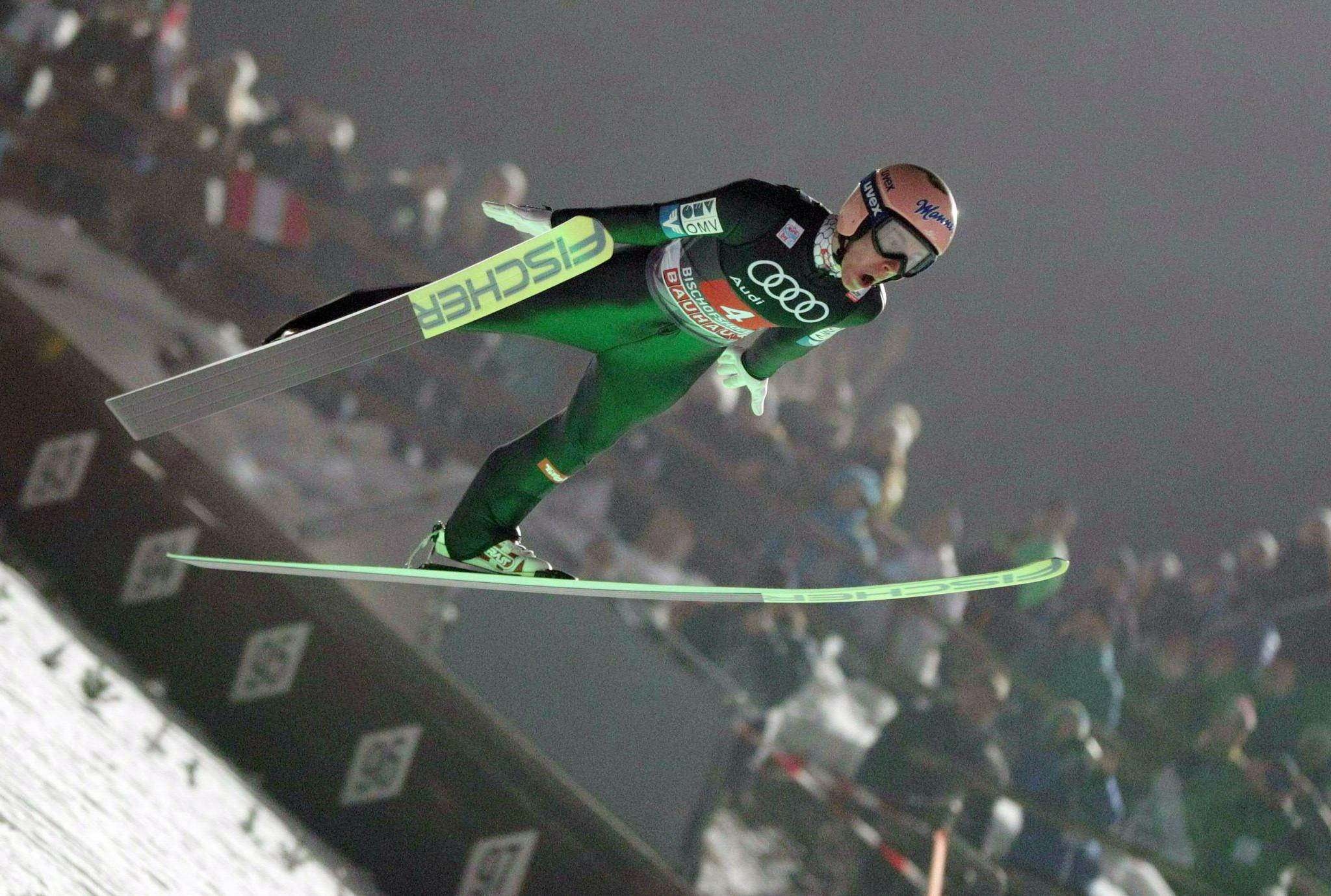 Kraft headlines hosts Austria's team for FIS Ski Jumping World Cup in Bad Mitterndorf
