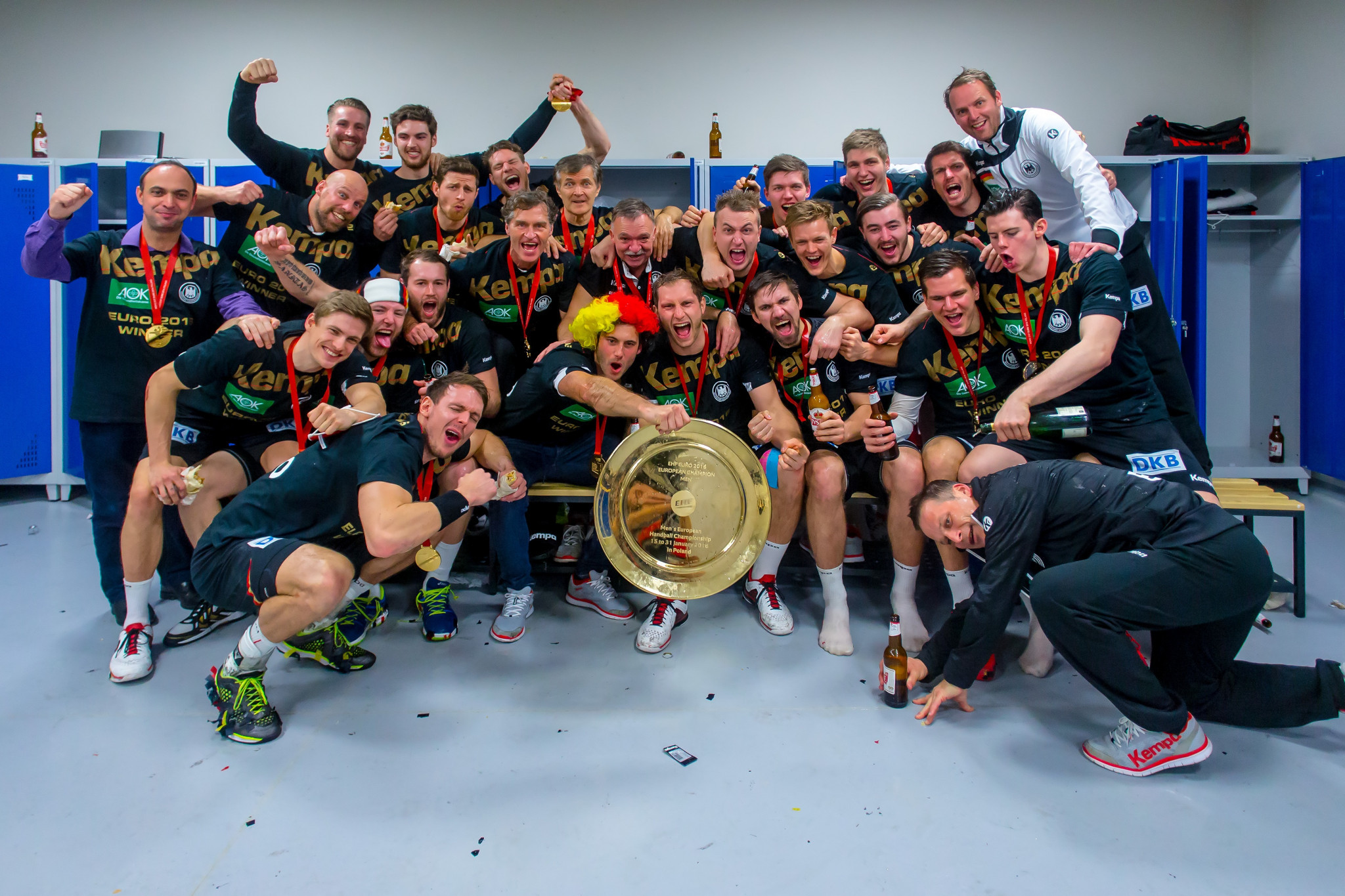 Germany vying to defend European Men's Handball Championship title in Croatia