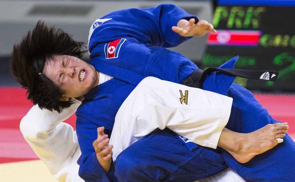 2015 World Judo Championships: Day three of competition