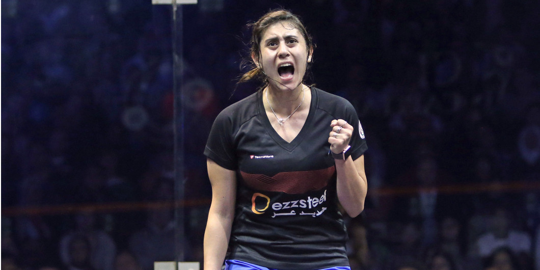 El Sherbini and El Welily to battle for PSA Saudi Women's Masters title in repeat of World Championships final